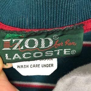 Lacoste Tops - Vintage IZOD l Ladies Lacoste Polo Shirt